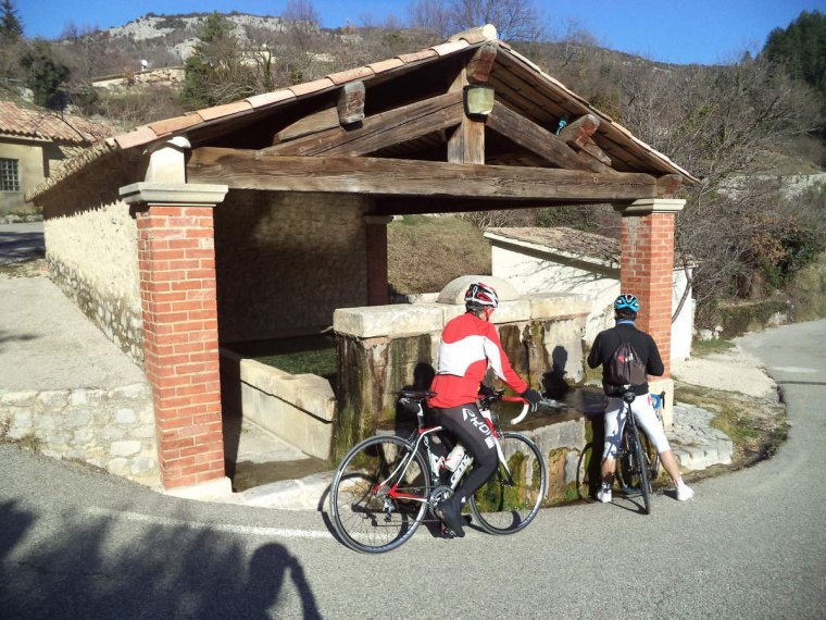 Grande sortie à vélo au col de Fontaube avec Gil et Jano, photos (2)
