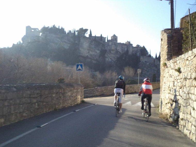 Grande sortie à vélo au col de Fontaube avec Gil et Jano, photos (3)