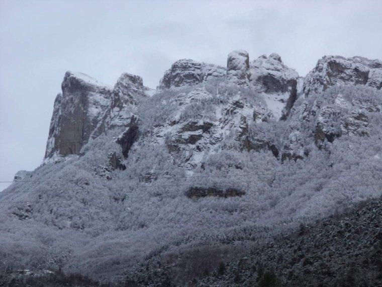 Balade aux Auberts avec la neige, photos (3)