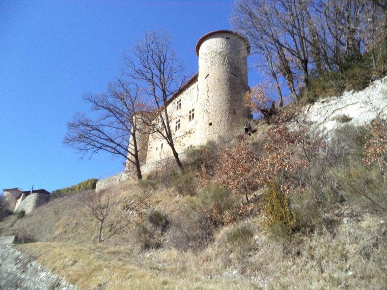 Chasse aux cols entre Drome provençale et Hautes-alpes avec Gil, photos (4)