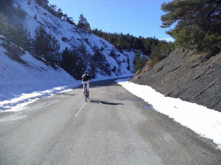 Chasse aux cols entre Drome provençale et Hautes-alpes avec Gil, photos (5)