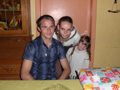 mon coeur, ma belle soeur cherie et ma princesse