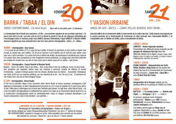 Festival 1-Vasion Urbaine 2éme édition