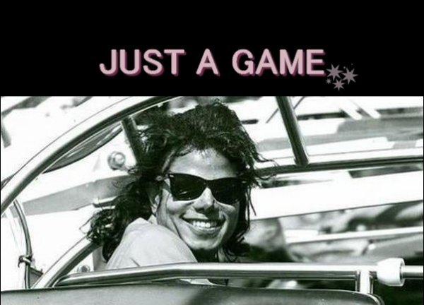 ■■■           »    `Avoir Une Idole, C'est Bien , En Avoir Une Qui s'appelle Michael Jackson , C'est Mieux .         ■■■