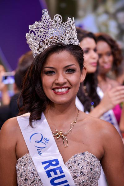 Election Miss Réunion 2014