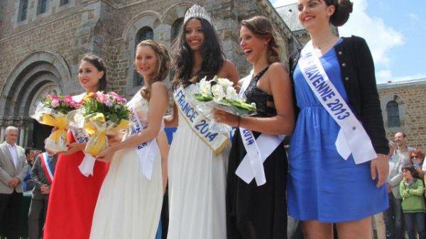 Miss Mayenne 2014