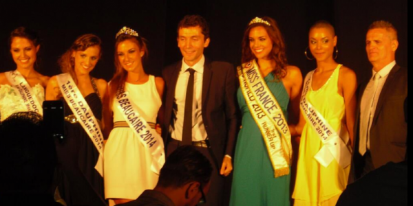Miss Beaucaire 2014 - Marylou Cabrera