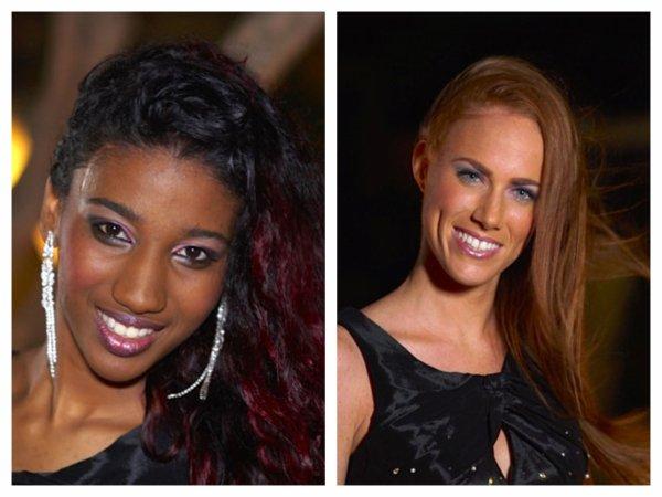 Candidates Miss Saint-Martin 2014