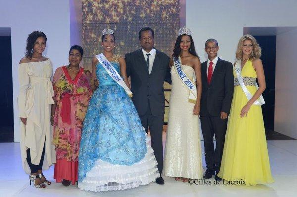 Soirée élection Miss Guadeloupe 2014