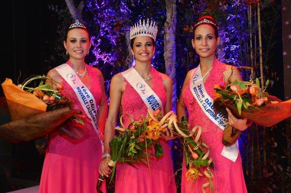Miss Nouvelle-Calédonie 2014 - Mondy Laigle