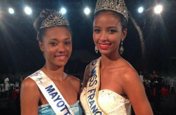 Ludy Langlade - Miss Mayotte 2014