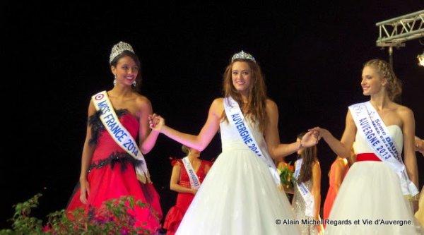 Morgane Laporte - Miss Auvergne 2014