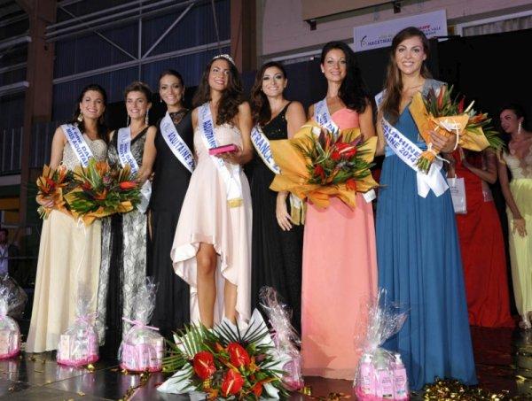 Malaurie Eugénie - Miss Aquitaine 2014