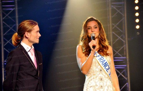 Charlène Lallemand - Miss Lorraine 2014