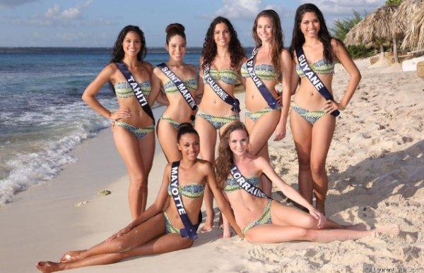 Miss France 2015 - Punta Cana
