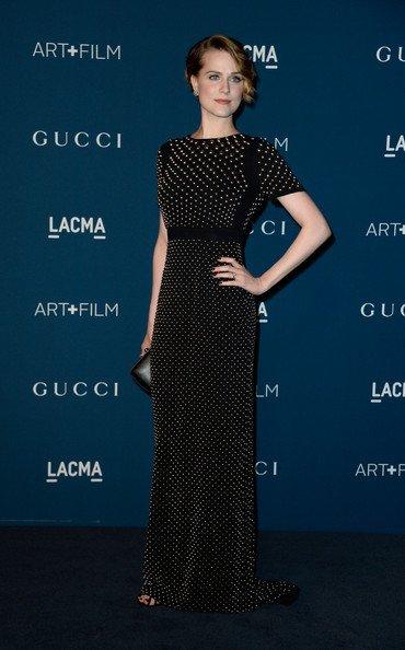 Evan Rachel Wood et Jamie Bell arrive au LACMA Art 2013 + Film Gala