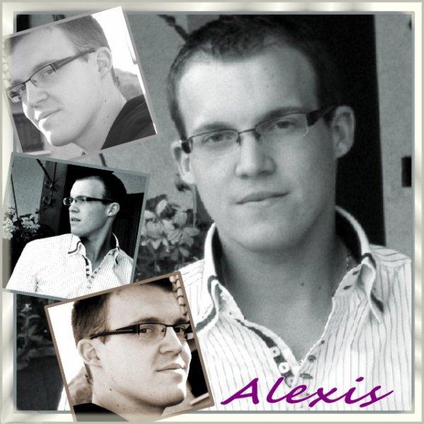 .... Bon anniversaire Alexis !