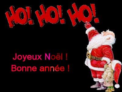 (u) Bonnes Fêtes de NOEL ! Ch'amitiés! (u)