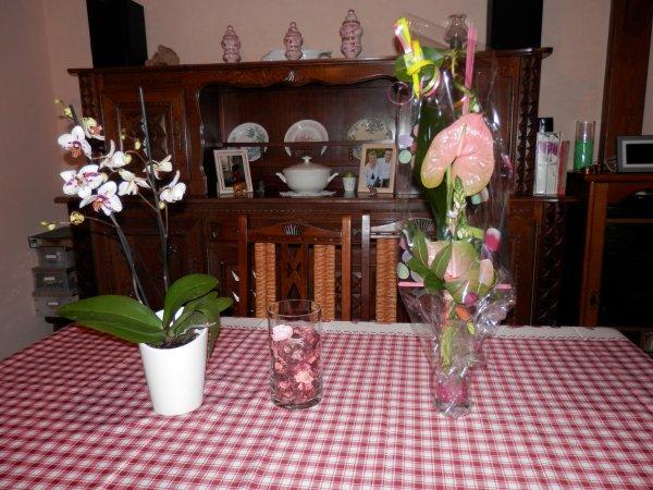 Quelques fleurs pour Sylvie! (u) RhooOooo!