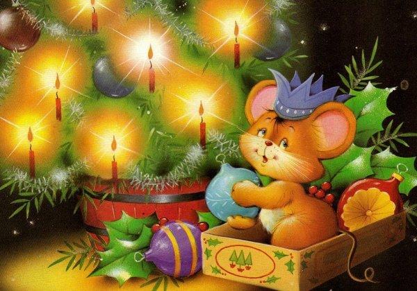 Cha y est il est parti, il est en route!!! ;)     Vous savez qui? .... Le Père Noël! ;)