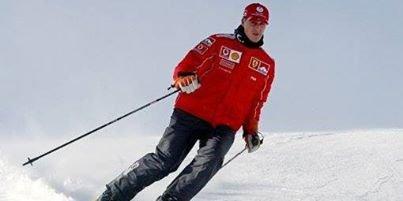 Schumi, après ton grave accident de ski, on croit en toi! (u) Tu vas le gagner le Grand Prix de la Vie (u)
