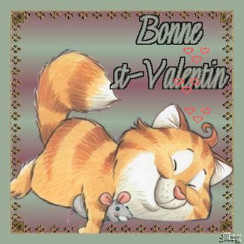 (u) Bonne Saint-Valentin à mes potes et potines ! (u) Ch'amitiés (u)