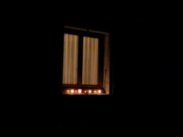 La Fête des Lumières du 8 décembre comme à Lyon chez nous!