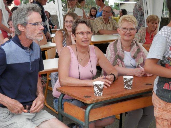 ....  50 ans du collège Saint-Pierre de Sylvie à Marboz (01) ;) ....