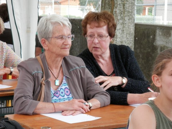 50 ans du Collège de Sylvie à Marboz (01)
