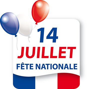 14 juillet 2015, la fête nationale de la France! ;)