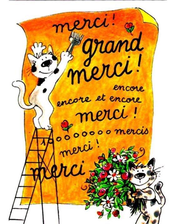 Hello! C'est moi! ;) C'est aussi Sylvie! ;) On est de retour! ;)