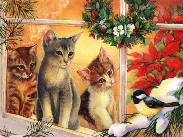 Joyeuses fêtes de Noël à tous! ;)