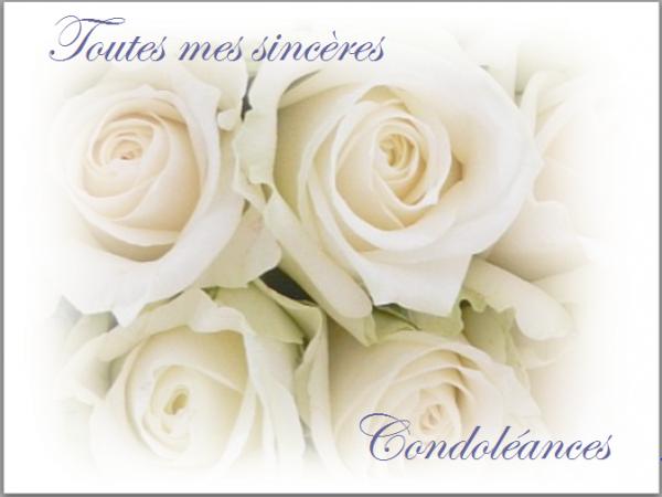 Pensées à Filou187: nos biens sincères condoléances pour Grand-mère Filouse! (u)