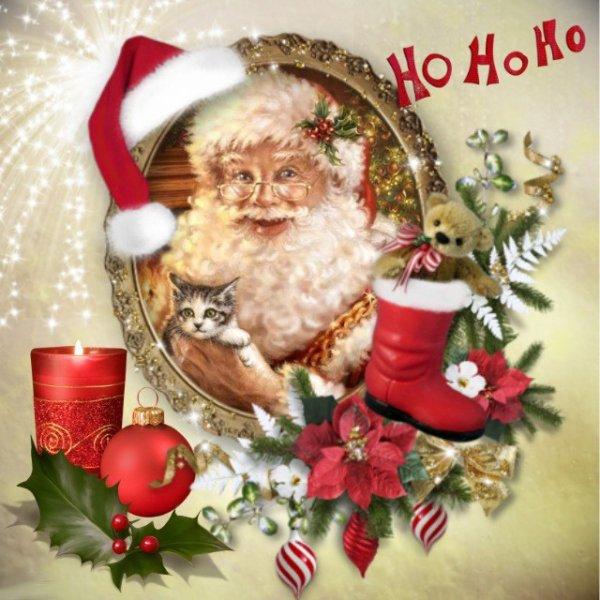 Noël approche! Bonnes fêtes à tous! ;)