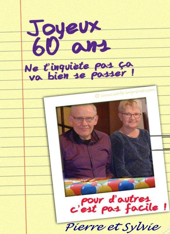 Anniversaire Pierre et Sylvie (l)
