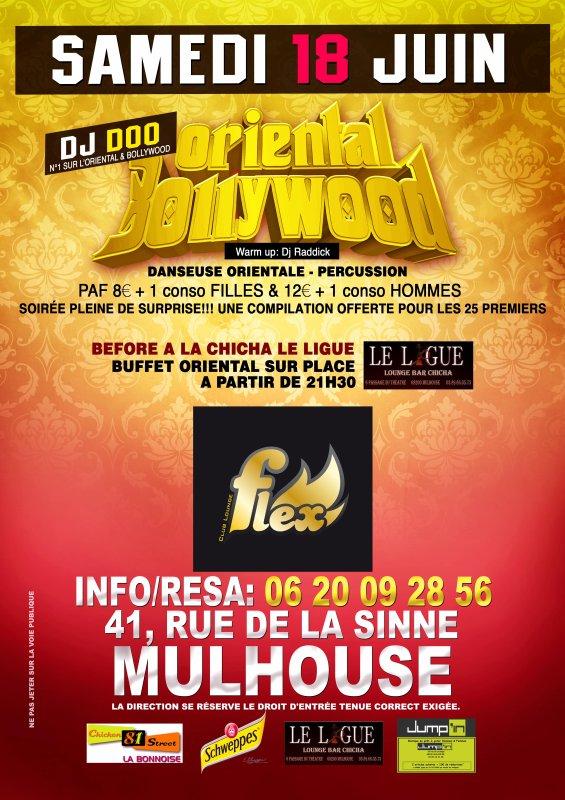 DJ DOO EN LIVE A MULHOUSE ( AU FLEX ) LE SAMEDI 18 JUIN 2011 VENEZ NOMBREUX .