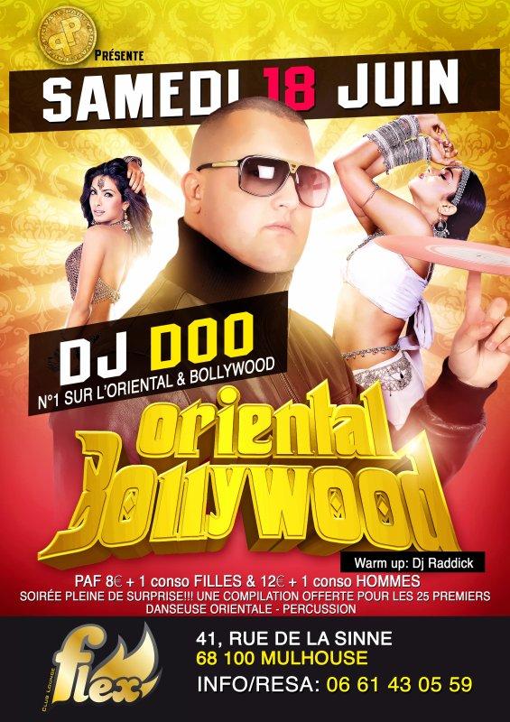 DJ DOO EN LIVE A MULHOUSE ( AU FLEX ) LE SAMEDI 18 JUIN 2011 VENEZ NOMBREUX C SAAA.