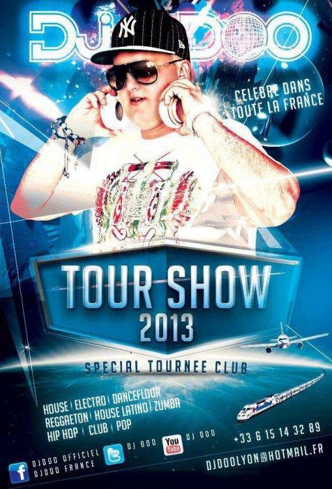 DJ DOO & DJ KIMO LE DUO NUMERO 1 EN FRANCE TOURNEE DANS LES CLUB MATE TOUTES LES DATES