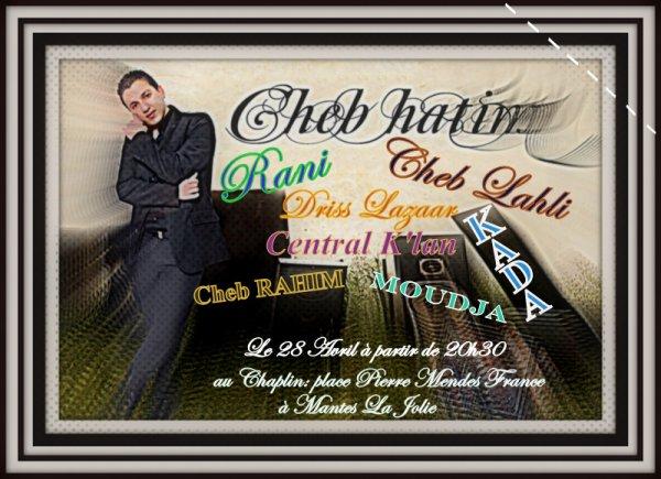 En concert le Samedi 28 avril 2012 à 20:30