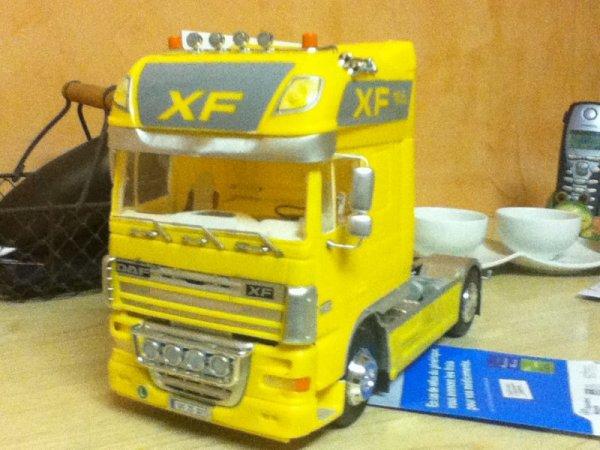 Daf xf 105 510 Maquette