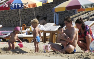 quelque photo de la famille Torres a Ibiza