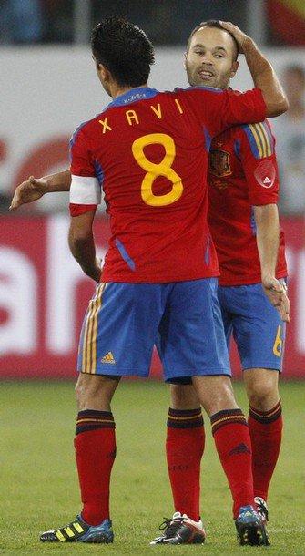 Espagne-Chili 3-2 (amical)