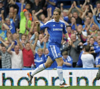 Chelsea-Swansea City   4-1