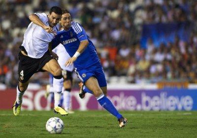 Valence-chelsea 1-1