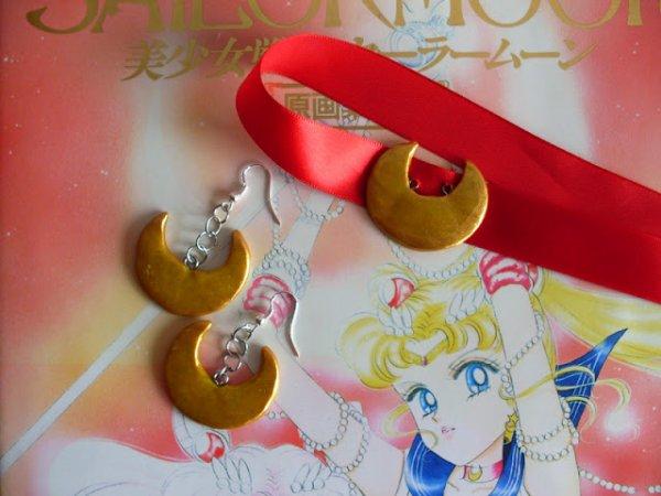[Univers Magical Girl] Tokyo Mew Mew et Sailor Moon