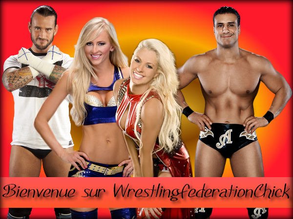 Bienvenue sur WrestlingFederationChick