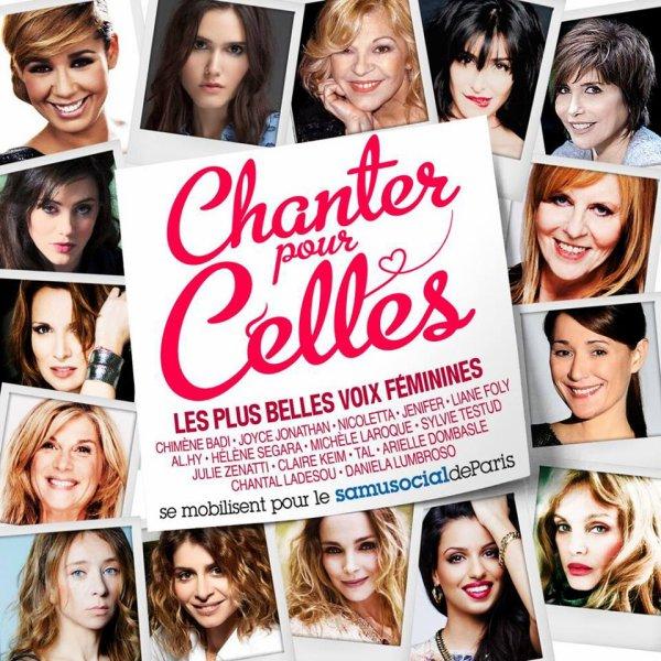 Jenifer devient la nouvelle égérie de la Halle ;) (mode ) , les Francis le  23 JUILLET   ♥, Sortie Le 3 Mars 2014 ( Chanter Pour Celles, Profit du Samu Social )♥