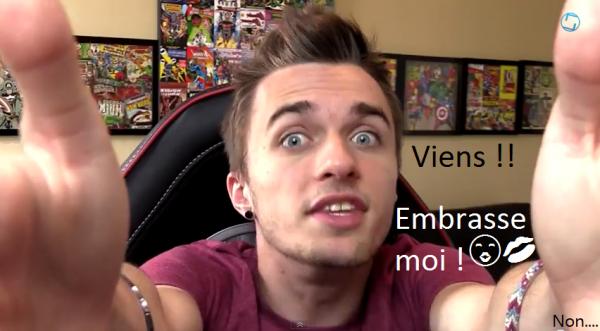 Le meilleur des youtubeurs x)