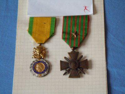 MEDAILLE MILITAIRE
