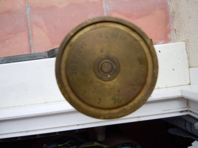 DOUILLE DE 40mm